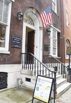 The Rosenbach Museum & Library is a rare book museum in Philadelphia that holds Maurice Sendak's drawings and papers in its collections.