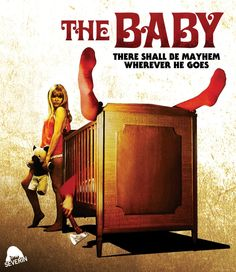 Baby [Blu-ray] [1973] [US Import]: Amazon.co.uk: Tod Andrews, Anjanette Comer, Ruth Roman, Marianna Hill, Susanne Zenor: DVD & Blu-ray
