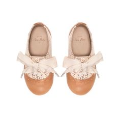 Zara Baby Girl shoes, these are too cute!