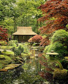 Clingendael's Japanese Garden - The Hague, Netherlands