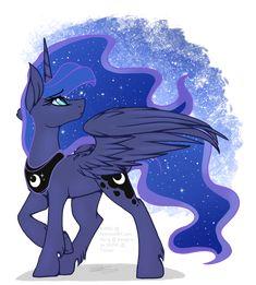 Celestia And Luna, Princess Celestia, Moon Princess, Royal Princess, Nightmare Moon, Mlp Fan Art, My Little Pony Drawing, My Little Pony Pictures, Mlp Pony