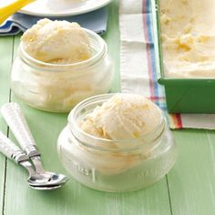 Georgia Peach Ice Cream Recipe from Taste of Home -- shared by Marguerite Ethridge of Americus, Georgia