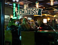The burger here rivals a transcendental experience.   The Mac - Macintosh Restaurant    Charleston, SC