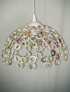 Lampa wisząca Eco Bubbles - mili-design - Lampy wiszące