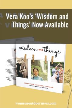 Vera Koo just published a new book! Find out more about it and how you can get it! Born In China, Real Estate Business, Asian American, Book Show, S Stories, Outdoor Woman, Humility, Three Kids, Never Give Up