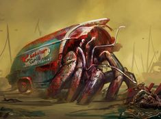 Hermit Crab from Fallout 4