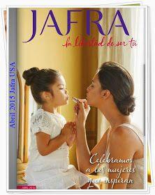 Nuevo Catalogo de Jafra USA Abril 2015