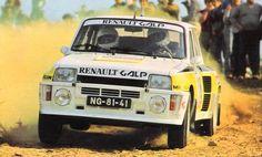 Joaquim Moutinho, WRC Rally de Portugal 1982.
