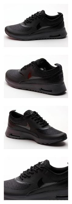 $380.32 - Nike Womens Air Max Thea Prm BLACK/ANTHRACITE//BLACK 616723-004 10.5 #shoes #nike #running #athletic #women #departments #men #2014