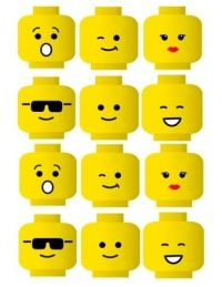 Free LEGO party printables