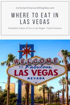 4 days of fun in Las Vegas. A perfect itinerary to experience The Strip and explore the Grand Canyon. Vegas can be visited all around the year. Visit Las Vegas, Las Vegas Trip, Las Vegas Hotels, Las Vegas Nevada, Mandalay, Travel Expert, Travel Tips, Travel Destinations, Travel Guides