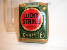 Lucky Strike green pack