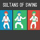 Sultans of swing!