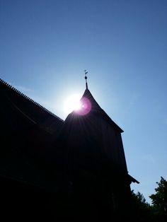 Stary Kościół we Wdzydzach