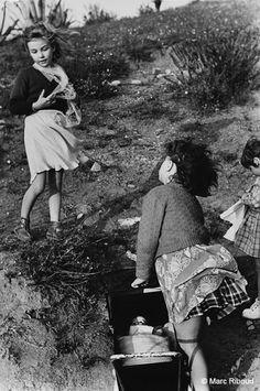 Marc Riboud, France, 1953.