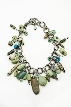 """Holly Masterson Amazonite Dangle Necklace » Santa Fe Dry Goods 