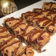Chocolate Cranberry Christmas Bars recipe – All recipes Australia NZ