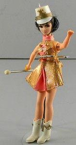 Dawn Doll Majorette Batton Only in Good Condition