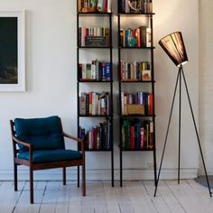 OSLO WOOD floor lamp  / Northern Lighting Oslo Floor Lamp / lighting / FunktionAlley