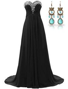 JAEDEN Sweetheart Evening Dresses Long Chiffon Prom Gown Dress Black US22W JAEDEN http://www.amazon.com/dp/B014F802HI/ref=cm_sw_r_pi_dp_lkx4vb1FCQ5NT