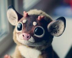 My Little Dragon: Bambi portrait by Santani.deviantart.com on @deviantART