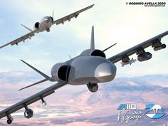 IA110 Aguará Guazú Concept Light Attack Aircraft Drone on Behance Aircraft Design, 3ds Max, Military Aircraft, Drones, Concept Cars, Adobe Photoshop, Industrial Design, Plane, Halo