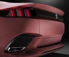 espritdesign:  Exalt le nouveau concept car Peugeot