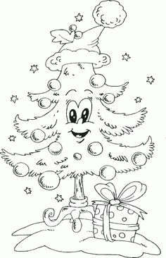 Wonderful Cost-Free Coloring Books drawings Ideas This can be the best owner's manual for dyes intended for adults! Christmas Activities, Christmas Printables, Christmas Colors, Christmas Art, Christmas Coloring Sheets, Illustration Noel, Theme Noel, Christmas Drawing, Christmas Embroidery