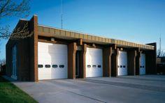 Sectional Steel Thermacore Insulated Door   Model 593 Overhead Door Company  Of Dubuque DBA Cedar Cross Overhead Door 1040 Cedar Cross Road Dubuque, IA  52003