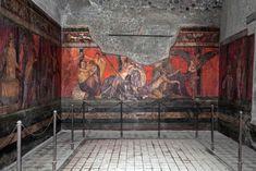 Misztérium-villa falfestményei (i.e.I.sz. közepe)