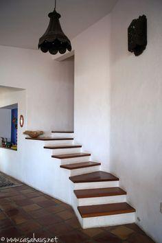C escaleras on pinterest 57 pins - Casas con estilo ...