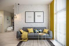 гостиная- living room01