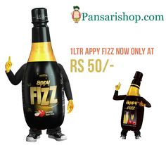 #AppleFizz Now taste the yummy Apple Fizz only at Rs 50. Buy now at www.pansarishop.com