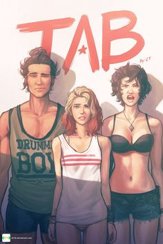 TAB - Bad Bed Head by dCTb.deviantart.com on @deviantART Illustration…