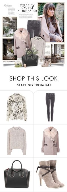 """""""Pack and Go: London"""" by thewondersoffashion ❤ liked on Polyvore featuring Nobis, Freestyle, Glamorous, AG Adriano Goldschmied, Étoile Isabel Marant, Alexander Wang, Givenchy, Jimmy Choo and Melody Rose"""