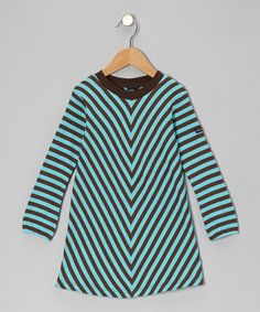 So Swedishly sweet, this dress shines thanks to its trendy retro colors. It guarantees a perfectly precious fit that's made possible by soft cotton and a pullover design.100% cottonMachine washImported