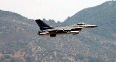 Greek Jets Target Intruding Turkish F-16 Fighter