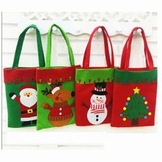 New Chrismas Gift Bags Santa Claus Snowman Christmas Tree Merry Christmas Candy Bags navidad santa claus Merry Christmas, Christmas Gift Bags, Christmas Sewing, Christmas Candy, Christmas Snowman, Christmas Crafts, Christmas Decorations, Handmade Christmas, Christmas Trees