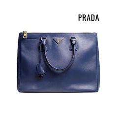 Bolsa #Prada azul linda! ⚡️💖✨ #NewIn #_prettynew