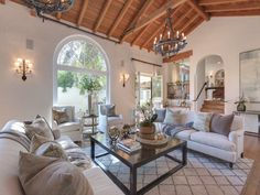 Tyra Banks selling Spanish Colonial house in Beverly Hills