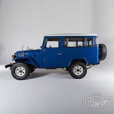 1983 Toyota Land Cruiser BJ46 Medium Blue, see related pics #fjco1983bj46mediumblue #fj40 #fjrestoration #instacars #carsofinstagram