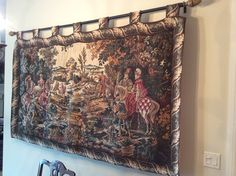 French tapestry, 1910 - 1930