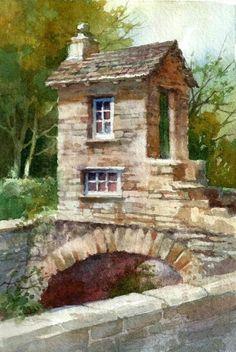 Ambleside Bridge House