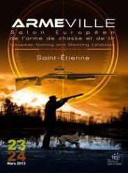 Armeville : Salon Européen de l'arme de chasse et de tir, Saint-Etienne, Rhône-Alpes