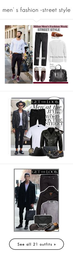 """""""men' s fashion -street style"""" by sofirose ❤ liked on Polyvore featuring StreetStyle, MensFashion, H&M, Tom Ford, W.Kleinberg, Gianvito Rossi, milanfashionweek, menstreetstyle, SS16 and Boohoo"""