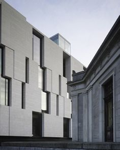 'the long room hub' by mccullough mulvin architects, trinity college, dublin, ireland