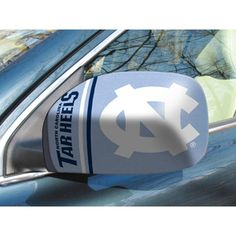 North Carolina Tar Heels NCAA Mirror Cover (Small)