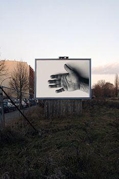 Felix Gonzalez-Torres at the MAC in Belfast Felix Gonzalez-Torres, Untitled (For Jeff), 1992. Billboard, dimensions variable