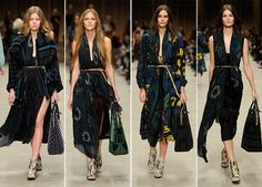 Burberry Prorsum Fall/Winter 2014-2015 Collection – London Fashion Week
