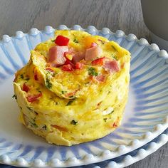 Microwave Omelet The Pampered Chef® Ceramic Egg Cooker Recipe Pampered Chef Egg Cooker, Pampered Chef Recipes, Chips Ahoy, Gazpacho, Nutrition Education, Ribs, Microwave Omelet, Microwave Recipes, Ceramic Egg Cooker